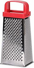 4 Sided Grater Stainless Steel Cheese Grater Box