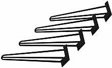 4 Table Hairpin Leg, Heavy Duty Industrial