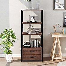 4-Tier Bathroom Floor Cabinet Tall Cabinets