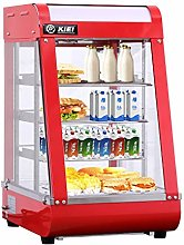 4-Tier Commercial Food Warmer, 38x49x64.5cm