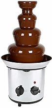 4 Tiers Commercial Luxury Hot Electric Chocolate