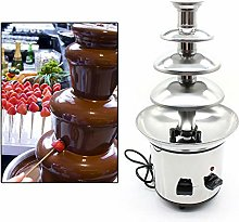 4 Tiers Commercial Stainless Steel Chocolate