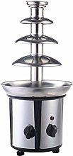 4 Tiers Home Chocolate Fountain, Mini Stainless