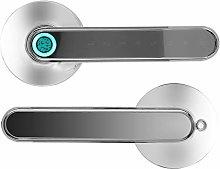 4 Unlocking Methods Door Lock Home Security Lock