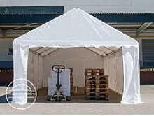 4 x 6 m Heavy Duty PVC Storage Tent Shed Temporary