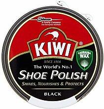 4 X Kiwi Shoe Polish Black (50ml)
