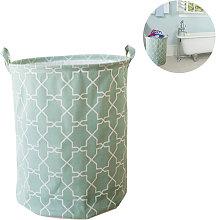 40 * 50CM Large Round Waterproof Laundry Basket