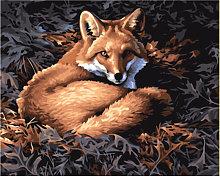 40*50cm painted digital oil painting frameless,
