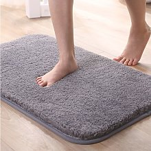 40 * 60 cm Bath mats Plush mat anti-slip door mats