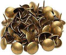 400 PCS Antique Copper Finish Upholstery Nails,