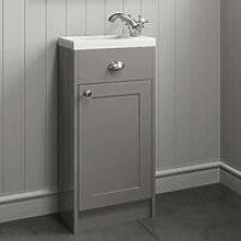 400mm Bathroom Vanity Unit Basin Sink Cabinet Unit