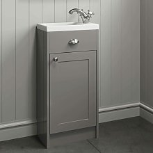 400mm Bathroom Vanity Unit Basin Sink Cabinet Unit
