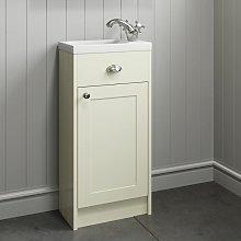 400mm Bathroom Vanity Unit Basin Storage Cabinet