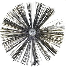400mm Chimney Brush Sweeping Cleaning Fireplace