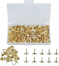 400pcs Upholstery Tacks Decorative Nails Antique