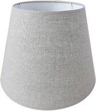 40cm Linen Empire Lamp Shape August Grove Colour: