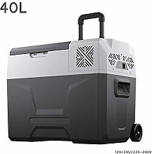40L Car Cooler Compressor Freezer- Cool Box