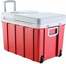 40L Cool Box on Wheels Car Refrigerator,12v 240v