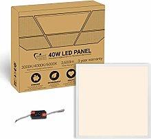 40w Brite Source LED Panel - 3600 Lumen - White