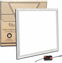 40w Brite Source LED Panel - 3800 Lumen - White