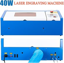 40w Co2 Laser Engraving Machine Engraver Double