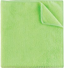 40X40CM Premium Green Microfibre Cloth 56G -