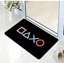 40x60 cm Cool Video Game Gaming Door Mat Flannel