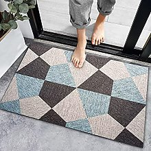40x60 cm Geometric Printed Carpet Rug for Living
