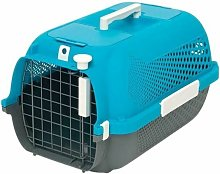 41381 - Catit Voyageur Carrier - Small, Turquoise