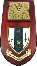 42 Commando Royal Marines Wall / Mess Clock