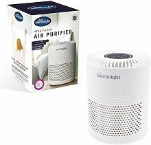 42269 Air Purifier with HEPA Filter Night Light,
