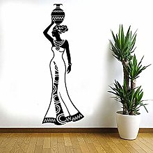 42x121cm Prank Sticker Design Pattern African