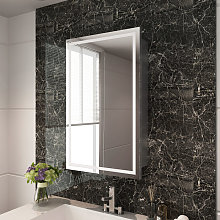 430 x 690mm Illuminated LED Bathroom Mirror