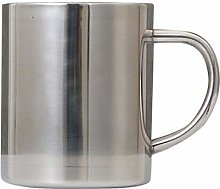 430ml Stainless Steel Travel Camping Mug Beer