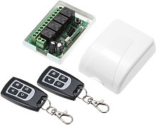 433Mhz Universal 10A Relay Wireless Remote Control