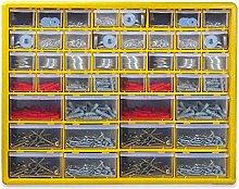 44 Drawer Storage Cabinet | Multi Drawer Garage,