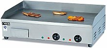 4400W Countertop Electric Griddle, Stainless Steel