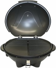 44cm Rosenheim Electric Barbecue with Lid Belfry