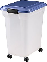 45 Litre Airtight Clear Plastic Storage Food Dry