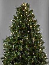 450 Led Copper Horsetail Christmas Tree Lights