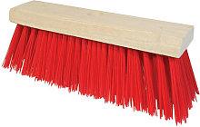 457022 Broom PVC 400mm (15 - Silverline