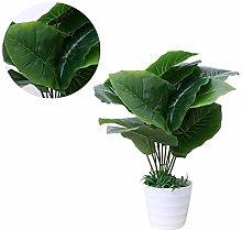 45cm Artificial Bonsai Faux Plant Leaves Fake