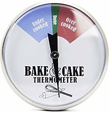 45mm Stainless Dial Bake & Cake Thermometer - Take