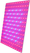 45W LED Grow Light for Indoor Plants 169 LEDs Red