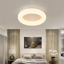 47CM Round LED Ceiling Light Wire Pendant Lamp