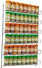 48-Jar Wall-Mounted/Cabinet Spice Rack Belfry