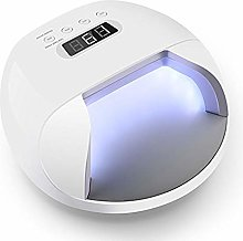 48W UV Led Nail Lamp UV Light for Gel Nails with