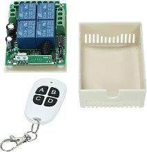 4CH Universal Relay Wireless RF Remote Control