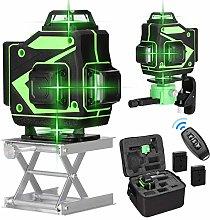 4D 16 Cross Line Laser, Kecheer Multifunctional
