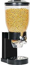 4HOMART Single Barrel Cereal Dispenser with Large